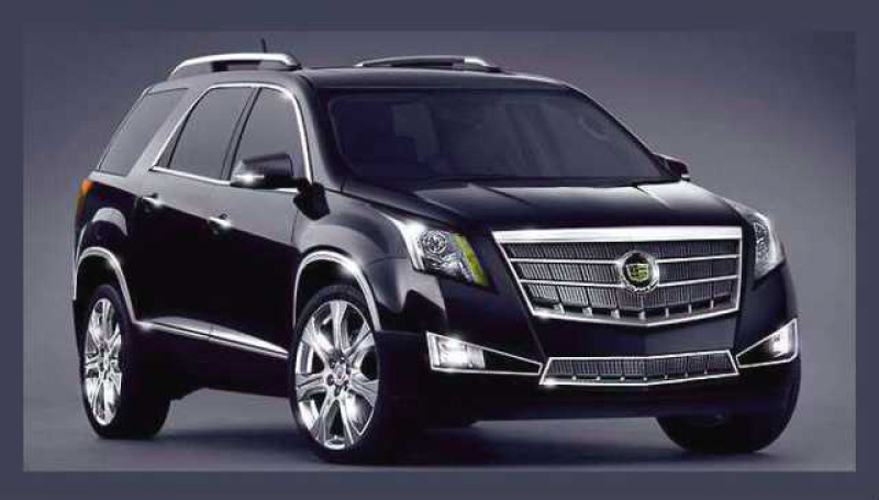 2016 CADILLAC SRX: EXTERIOR AND INTERIOR
