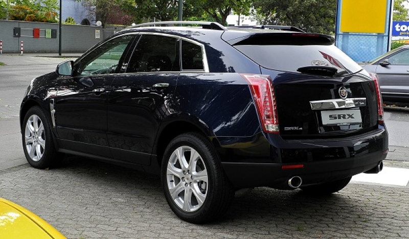 2016 Cadillac SRX Release date and Specs