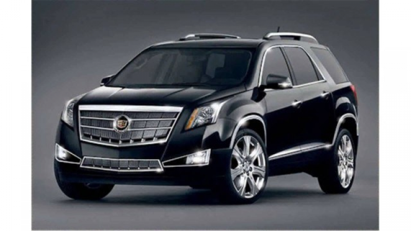 2016 Cadillac XT5 — Renamed Cadillac SRX Will Suffer Radical ...