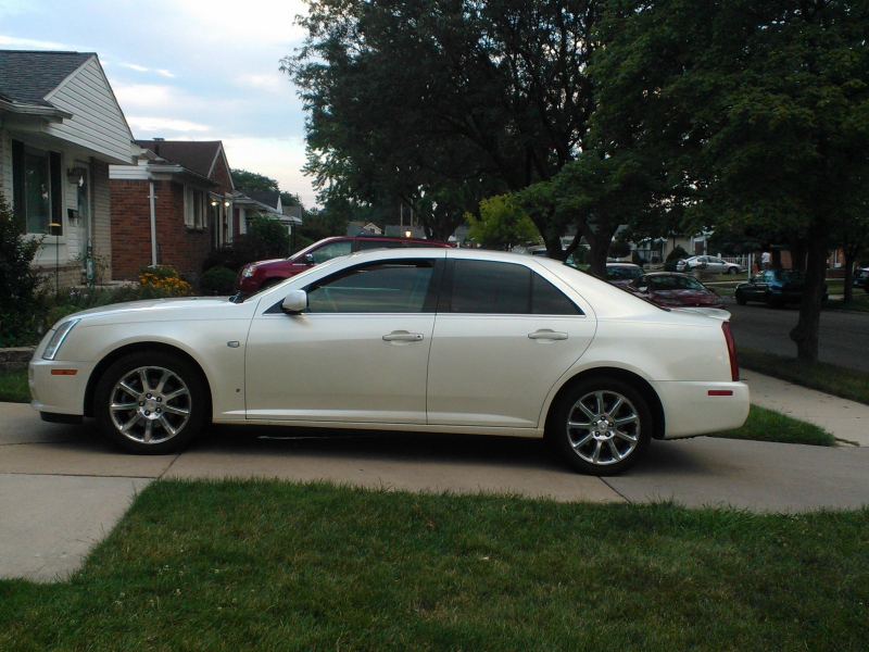 Picture of 2006 Cadillac STS-V 4dr Sedan, exterior