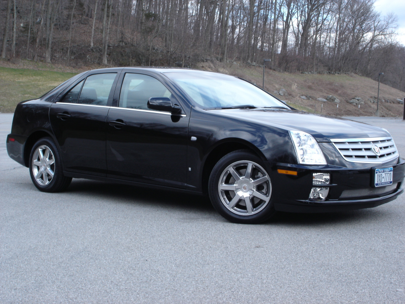 Picture of 2007 Cadillac STS Luxury Performance, exterior