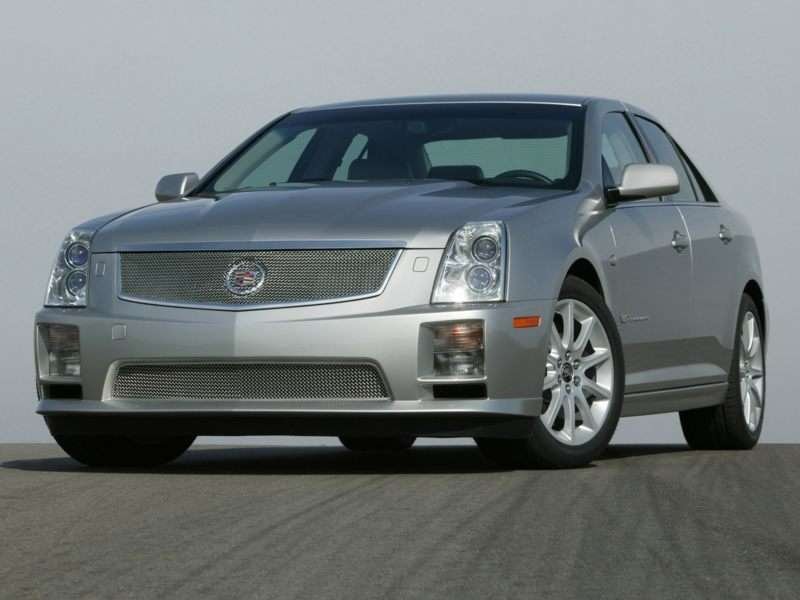 2007 Cadillac STS-V Pictures