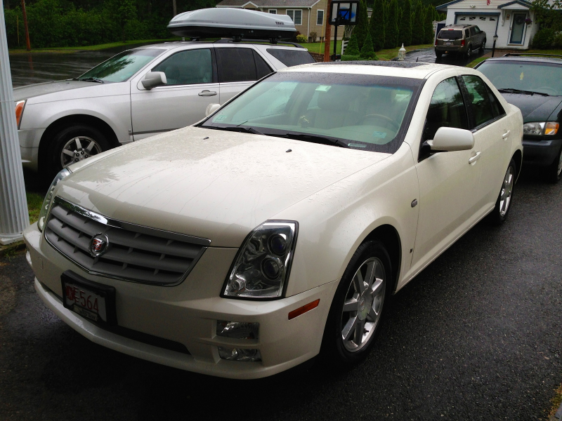 Picture of 2007 Cadillac STS Luxury, exterior