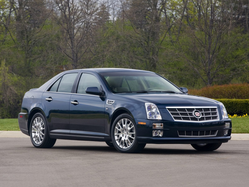 2011 Cadillac STS New Performance