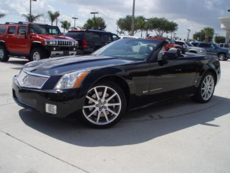 Picture of 2008 Cadillac XLR-V Base, exterior