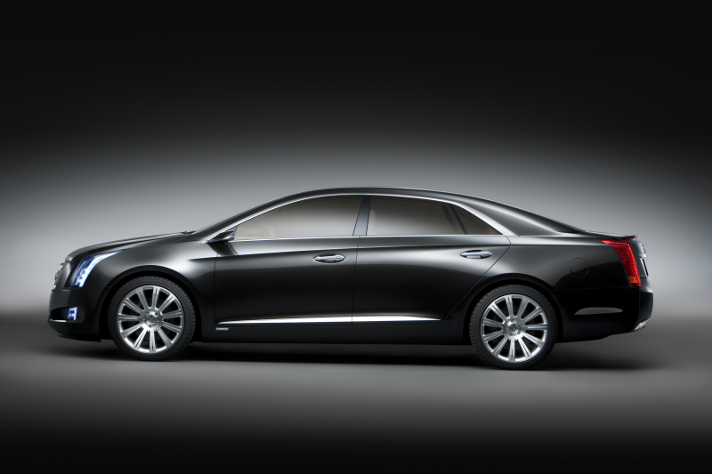 Opinion Desk: Cadillac XTS Is A Stop-Gap Vehicle For DTS Buyers, True ...