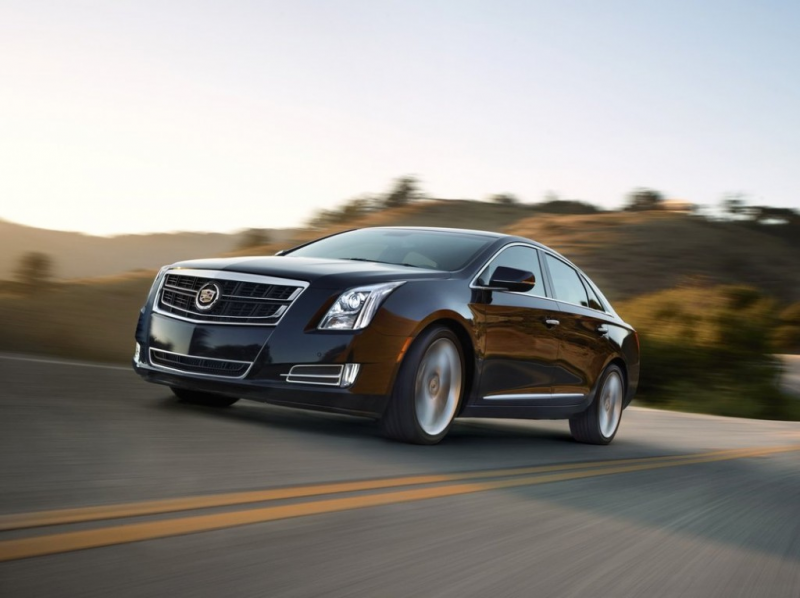 2014 Cadillac XTS: More Power, More Luxury, More Tech