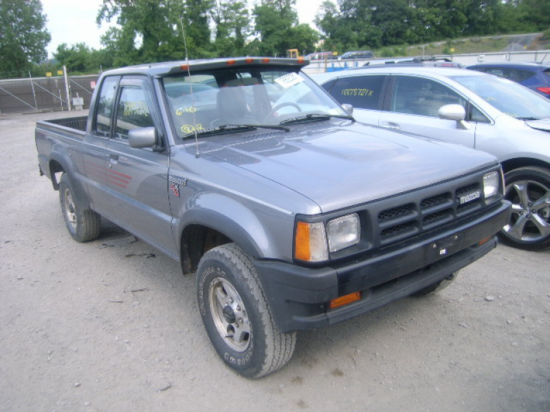 1992 Mazda B2600 Cab Certificate Of Title Title Pickup Truck for sale ...