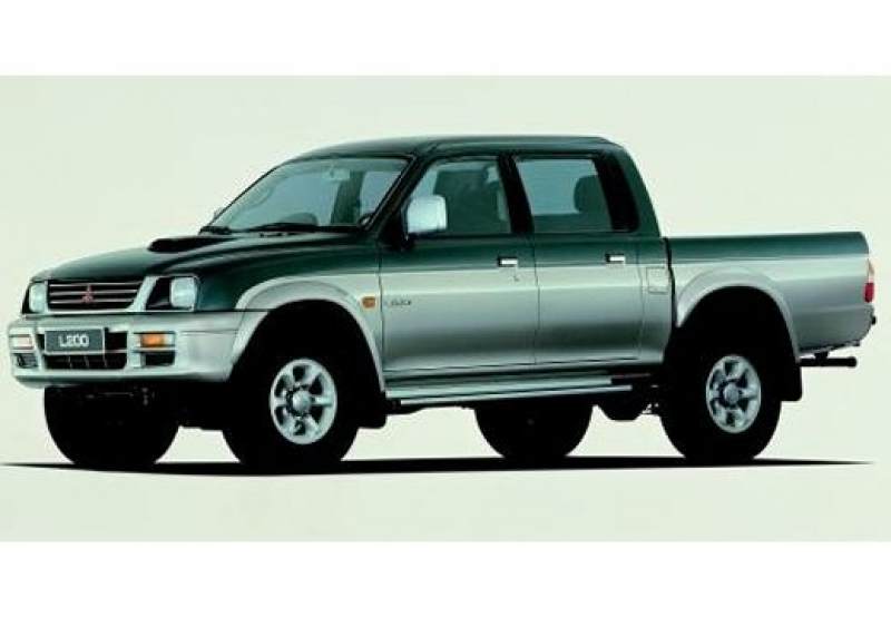 MITSUBISHI L200 Pick Up 4x4 (1999-2002) Front + links
