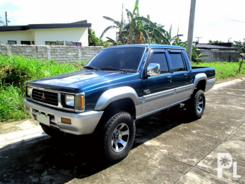 1997 Mitsubishi L200 Strada 4x4 Pickup ? Bacolod City in Bacolod City ...
