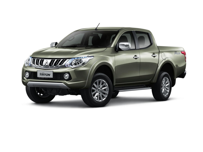 2015 Mitsubishi Triton / L200 Debuts in Thailand - Video, Photo ...