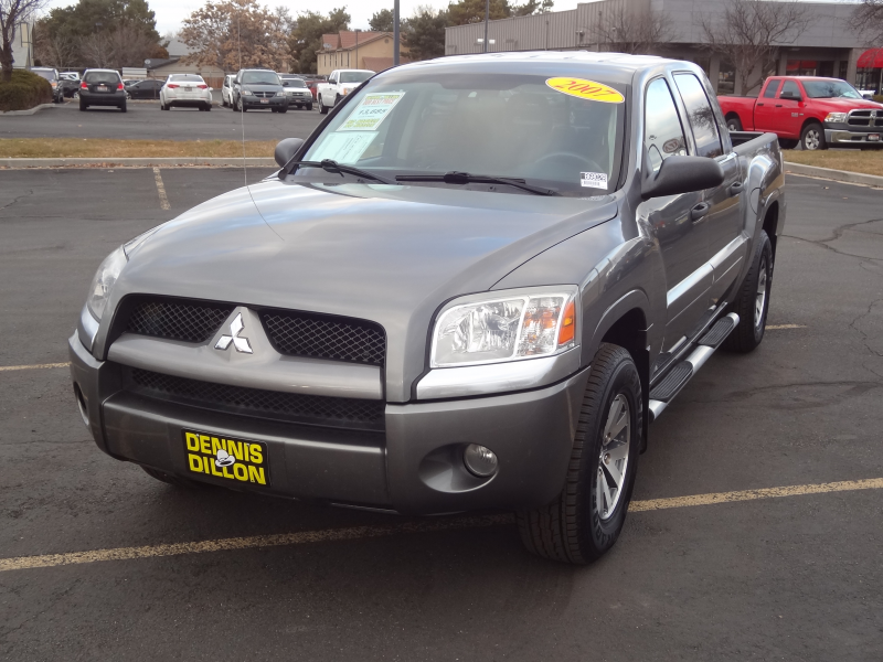 2007 Mitsubishi Raider LS **CREW CAB-ONLY 57K MILES** Truck Double Cab ...