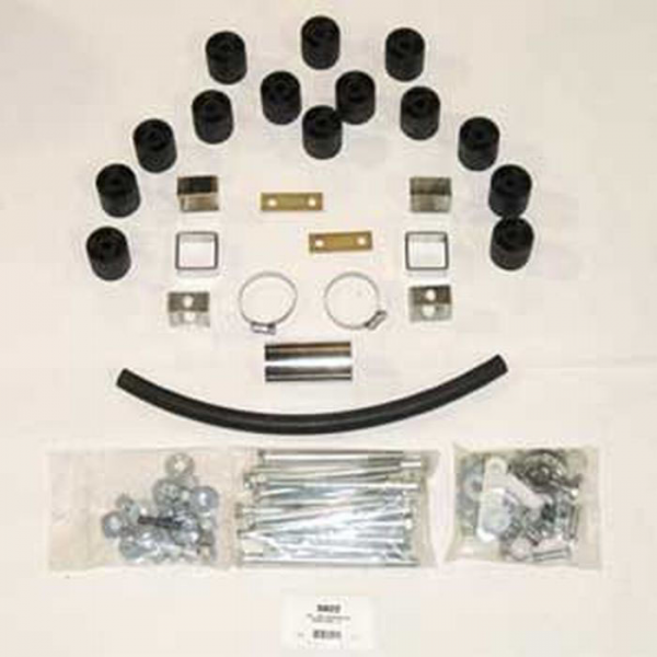 "... 1983 Toyota Pickup 4wd/2wd - Performance Accessories 2"" Body Lift Kit"