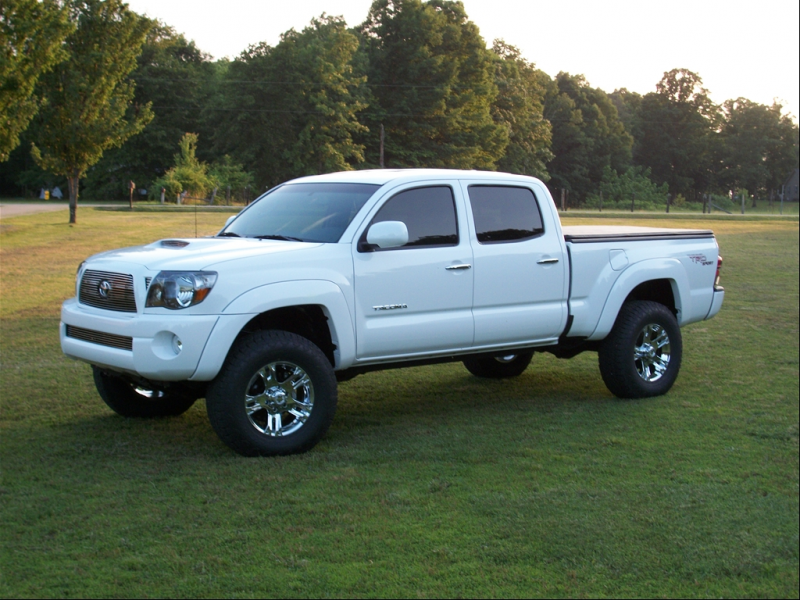"2010 Toyota Tacoma Double Cab ""2010 Tacoma"" - Hohenwald, TN owned by ..."