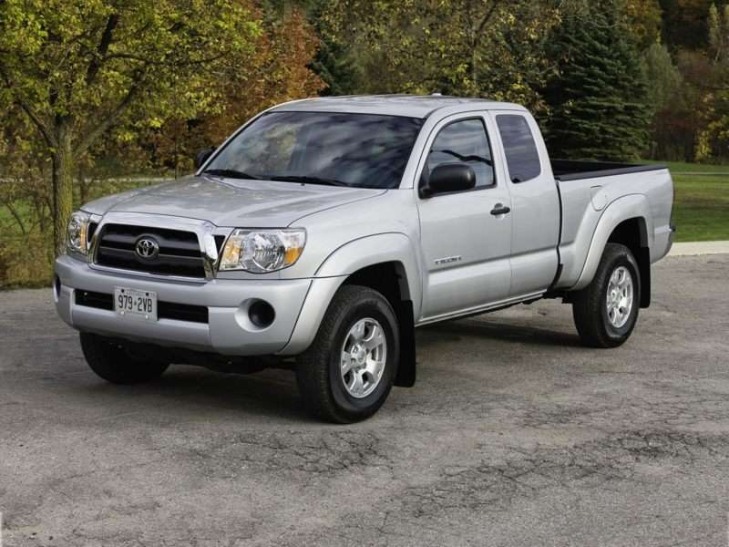 2010 Toyota Tacoma Pictures