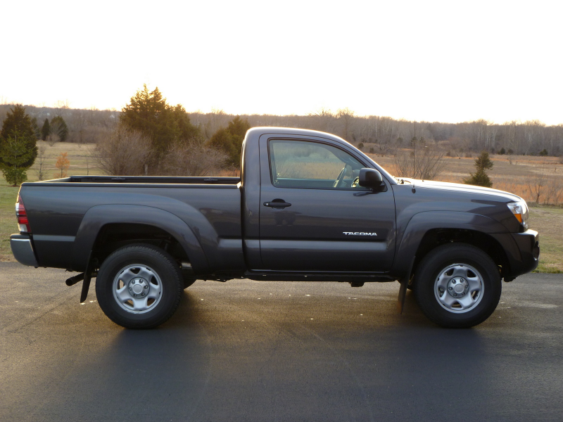 Picture of 2010 Toyota Tacoma Regular Cab 4WD, exterior