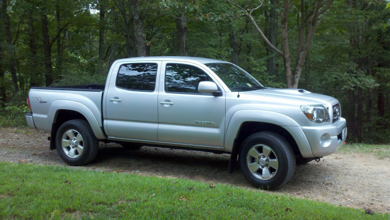 Picture of 2010 Toyota Tacoma PreRunner Double Cab V6, exterior