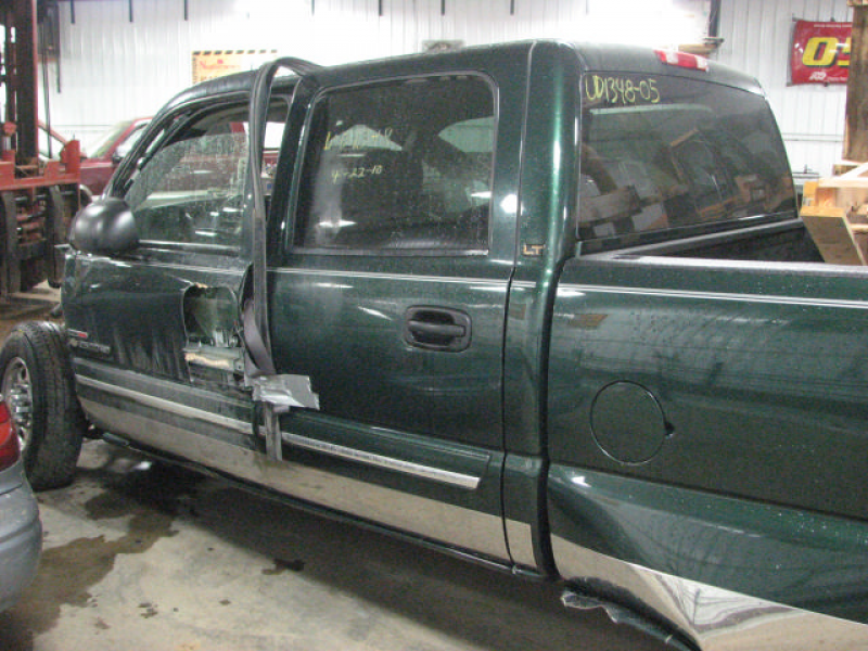 2005 CHEVY SILVERADO 2500 PICKUP AUTOMATIC TRANSMISSION 4X4 61967 ...
