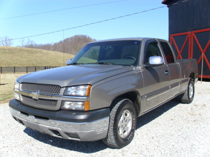 Picture of 2003 Chevrolet Silverado 1500 LS Ext Cab Short Bed 2WD ...
