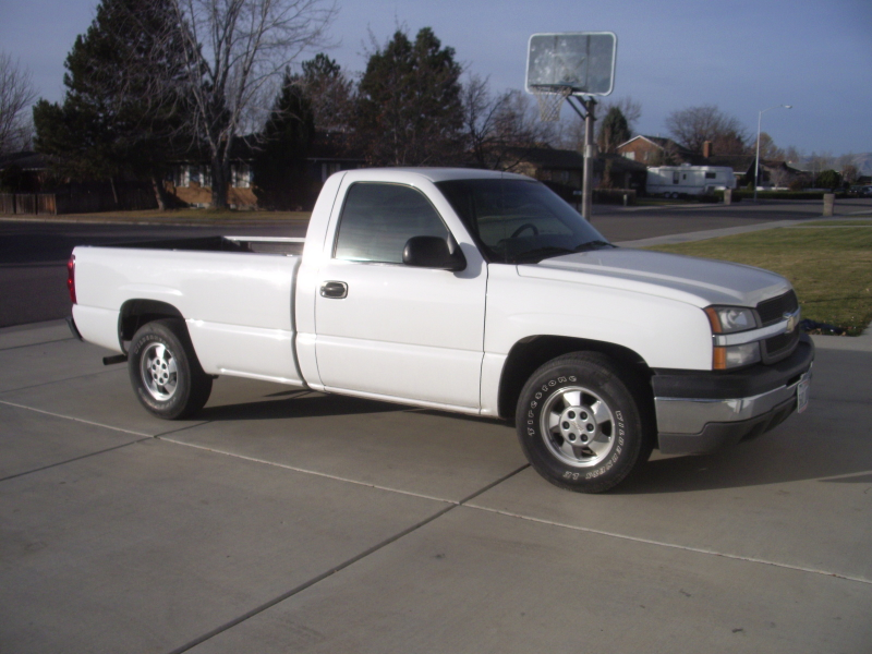 Picture of 2003 Chevrolet Silverado 1500 Work Truck Long Bed 2WD ...
