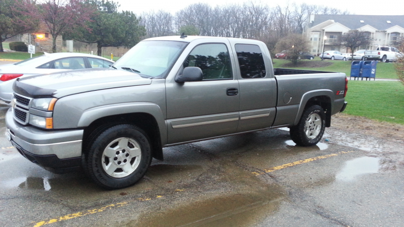 Picture of 2006 Chevrolet Silverado 1500 LT2 Ext Cab Short Bed 4WD ...