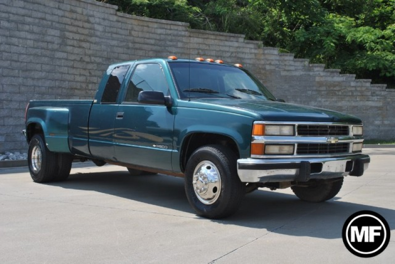 1995 Chevrolet C/K 3500 in Knoxville, Tennessee