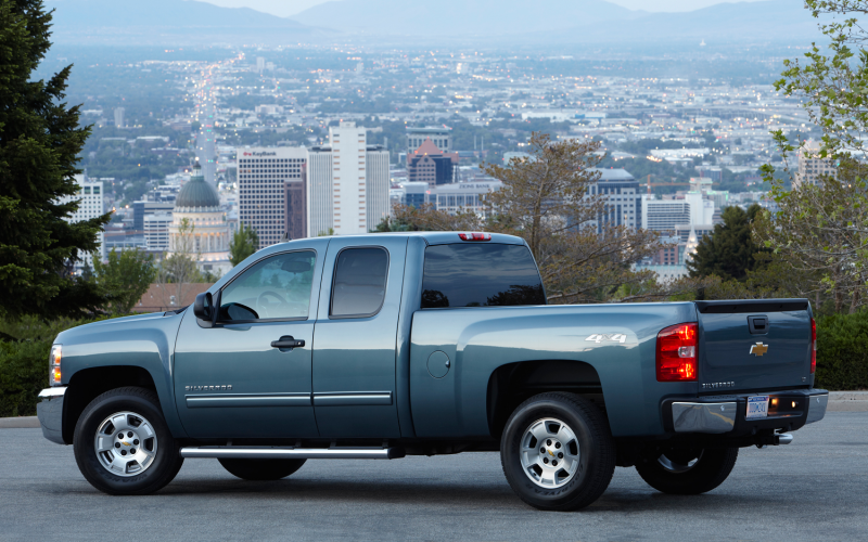 2012 Chevrolet Silverado Gets New Appearance Packages, Wi-Fi ...