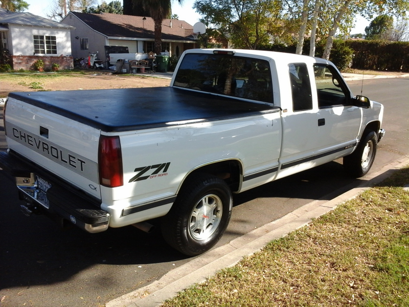 Picture of 1995 Chevrolet C/K 1500 Ext. Cab 8-ft. Bed 4WD, exterior