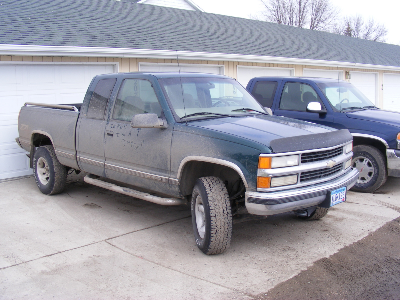 1998 Chevrolet C/K 1500 Ext. Cab 6.5-ft. Bed 4WD picture, exterior