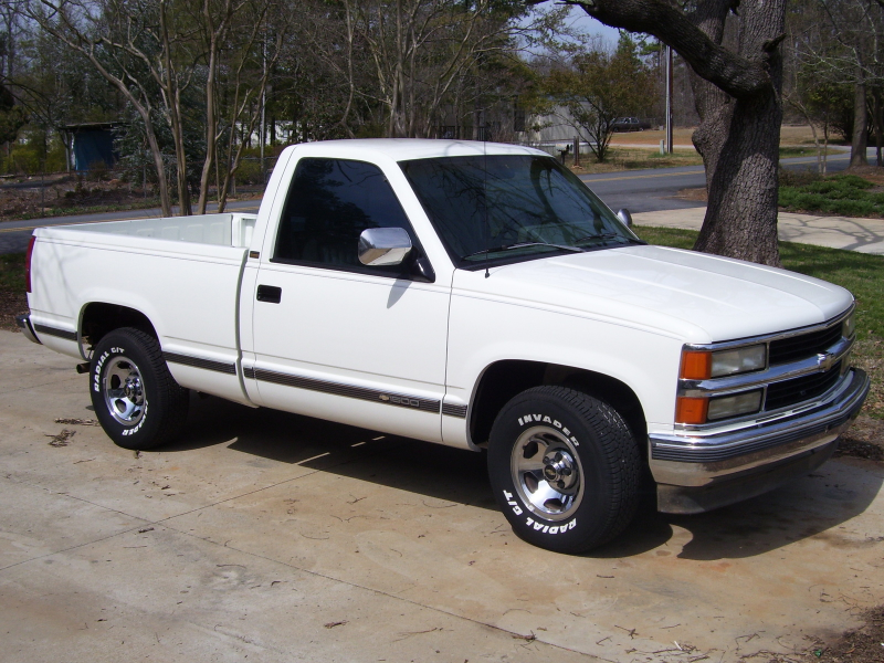Picture of 1994 Chevrolet C/K 1500 Reg. Cab 6.5-ft. Bed 2WD, exterior