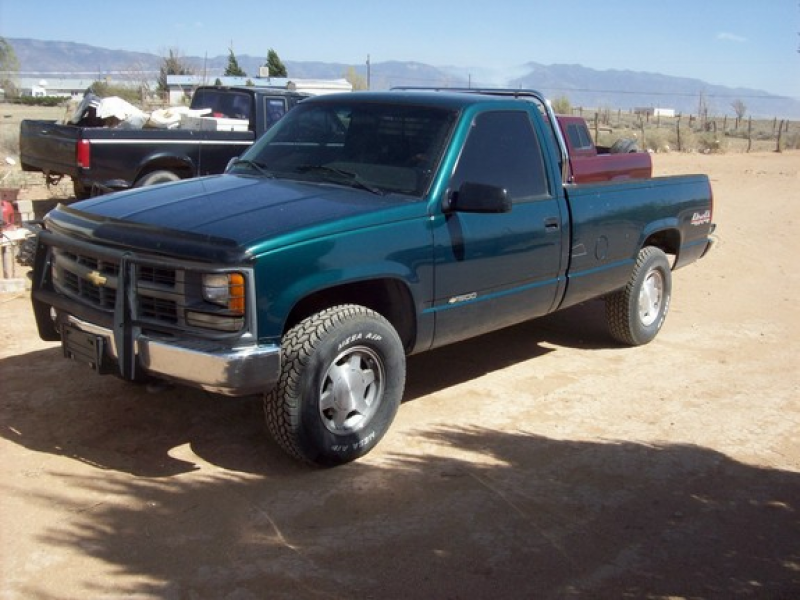 Another BootstrapJoe 1995 Chevrolet C/K Pick-Up post...