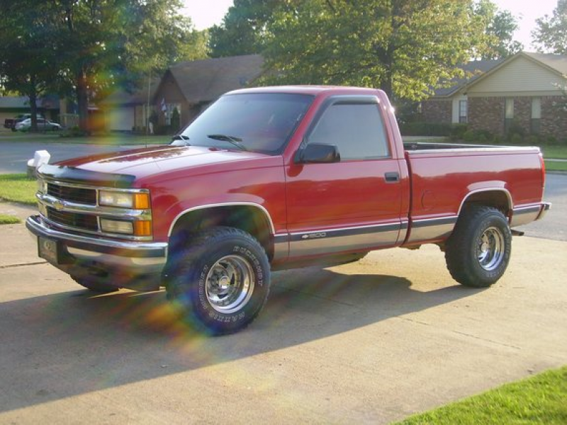Another z71mudder24 1995 Chevrolet C/K Pick-Up post...
