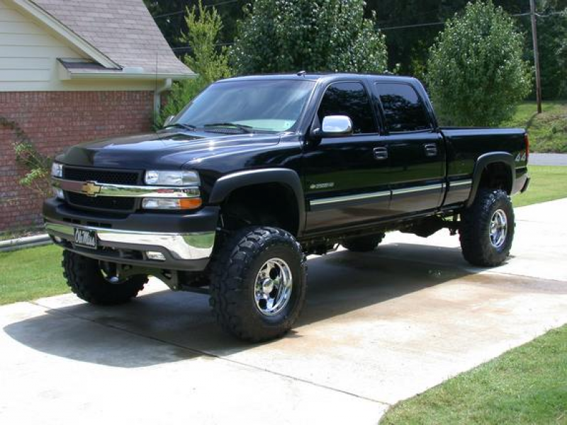 Picture of 2002 Chevrolet Silverado 2500HD 4 Dr STD Crew Cab LB HD
