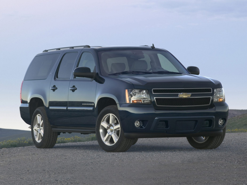 2012 Chevrolet Suburban 2500 Price, Photos, Reviews & Features