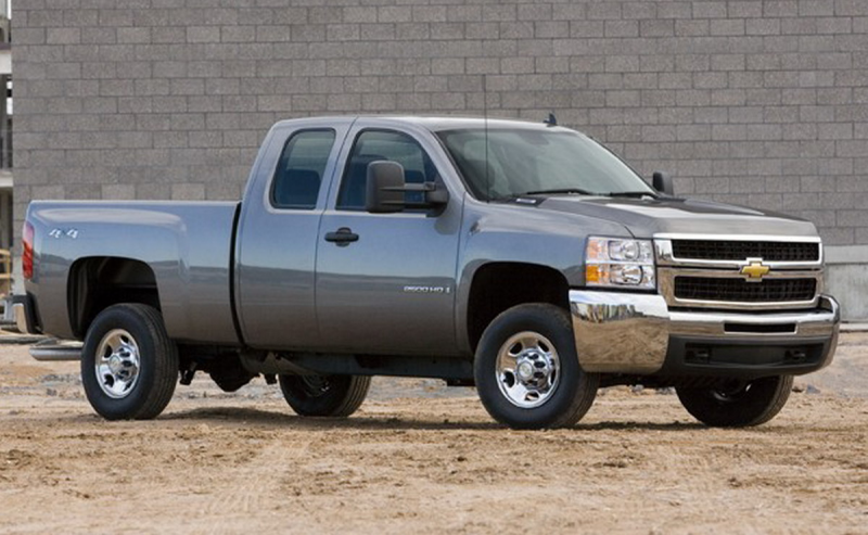 Home / Research / Chevrolet / Silverado 2500 / 2000