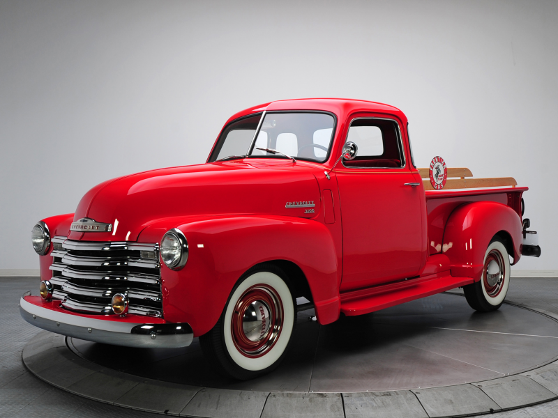 Chevrolet 3100 Pickup HP-3104 1950 Wallpapers