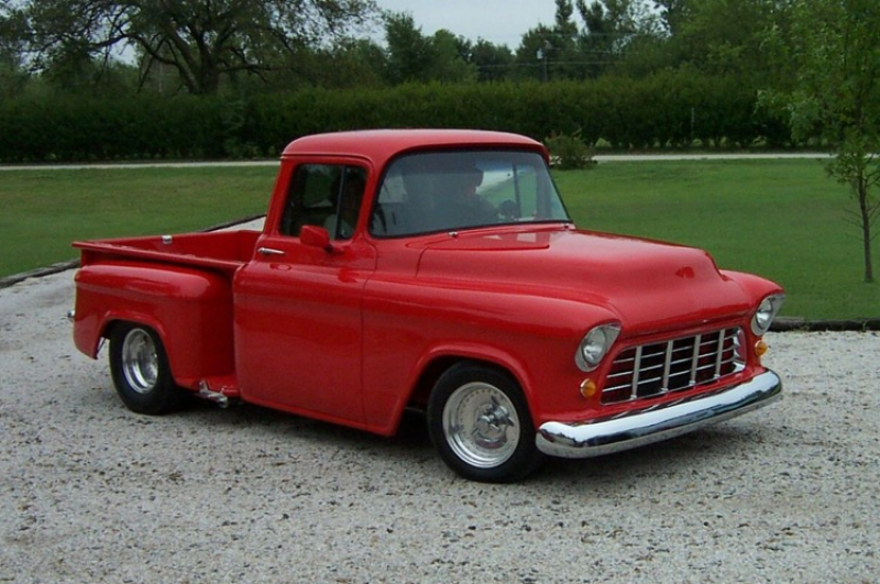 PICK-UP CHEVY 1955
