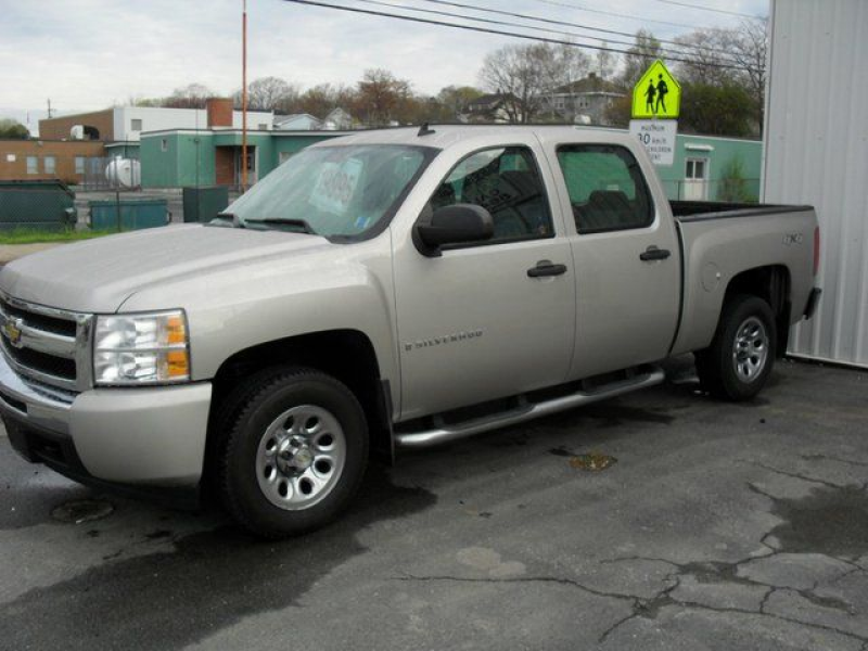 2009 Chevrolet Silverado 1500 - Dartmouth, Nova Scotia Used Car For ...
