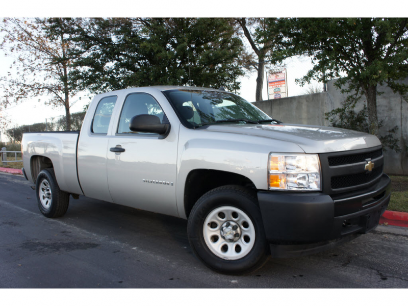 2009 Chevrolet Silverado 1500 Work Truck For Sale in Round Rock, TX ...