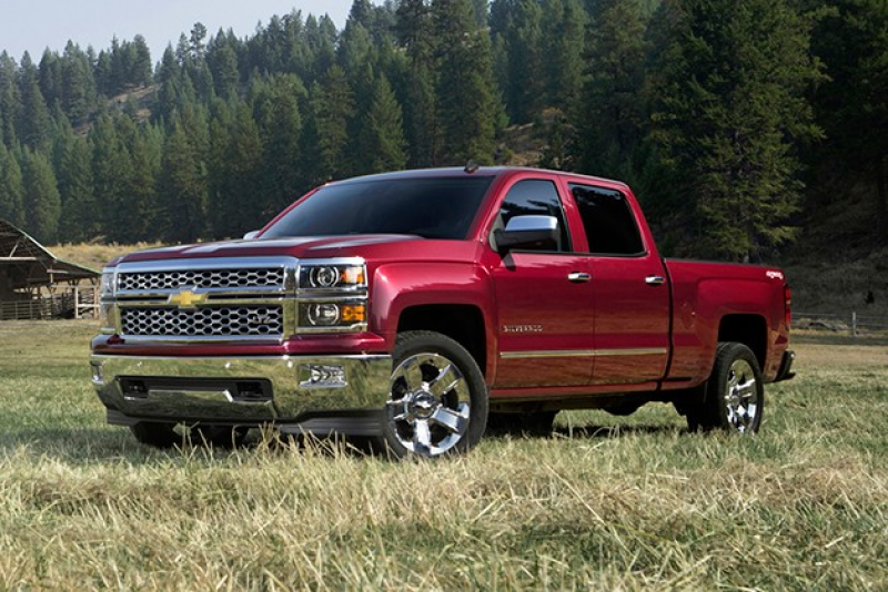 2014 Chevy Silverado priced from *$24,585, V8 gets better economy than ...