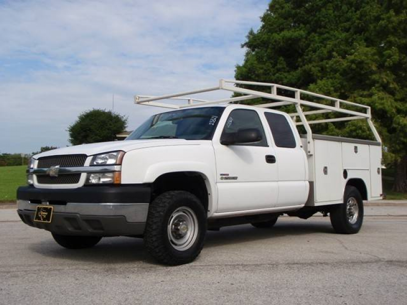 ... and the high savings list of 2004 Chevrolet Silverado 2500 MPG makes