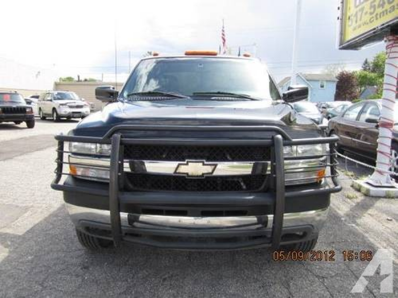 02 Chevy Silverado 3500-Duramax Turbo Diesel Dually! for sale in ...