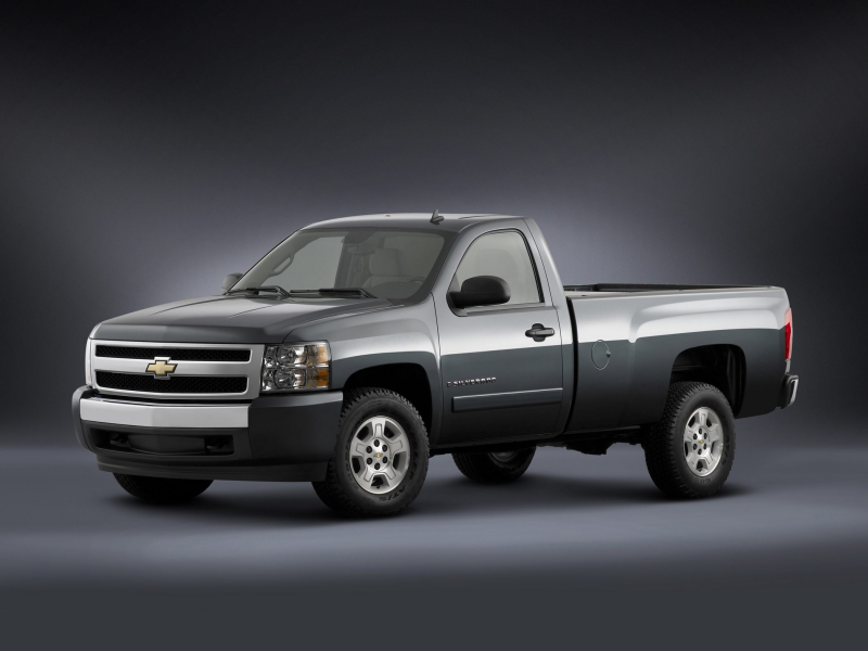 2012 Chevrolet Silverado 1500 Truck Work Truck 4x2 Regular Cab 6.6 ft ...
