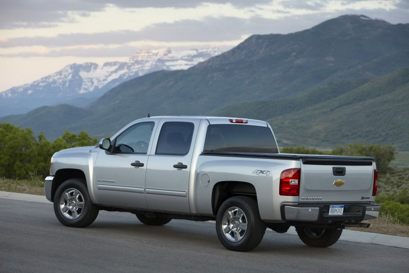 2012 Chevrolet Silverado Photos - Image 4