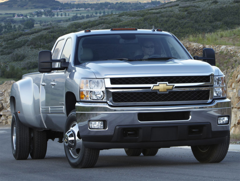 2012 Chevrolet Silverado Photos - Image 15