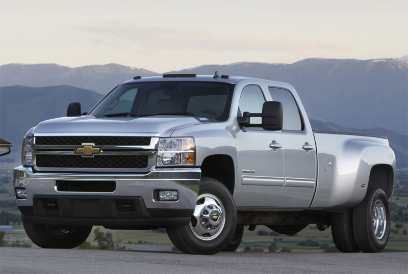 2012 Chevrolet Silverado Photos - Image 9
