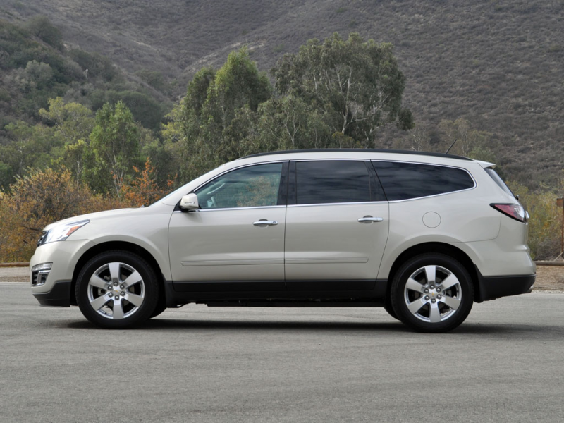 New 2014 / 2015 Chevrolet Traverse For Sale