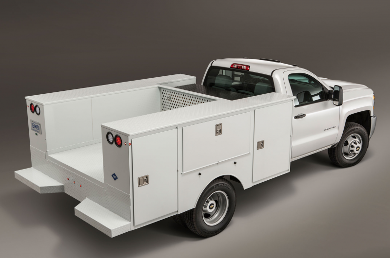 2016 Chevrolet Silverado 3500 HD Chassis Cab Gets CNG Option Photo ...