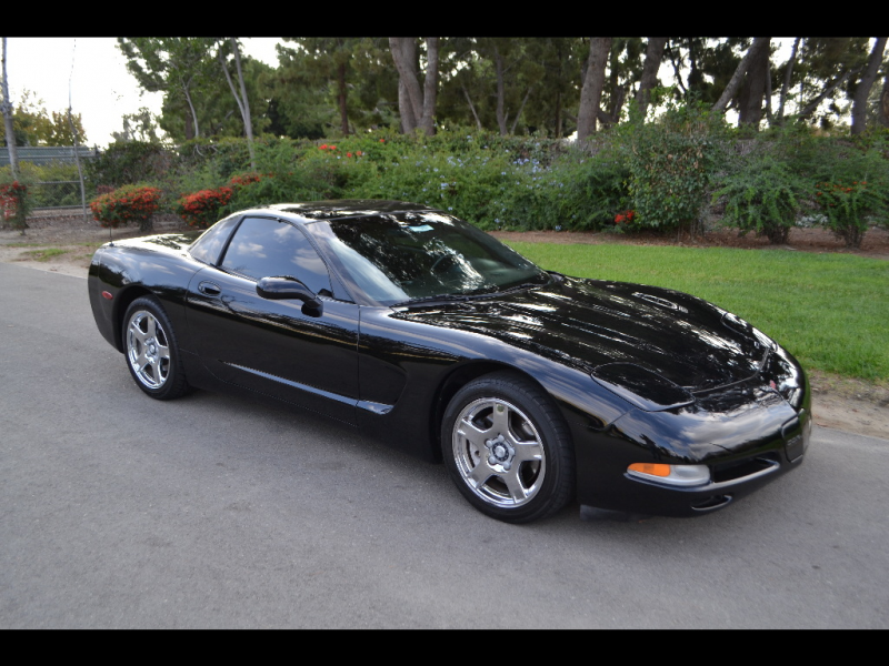 1999 Chevrolet Corvette FRC Black