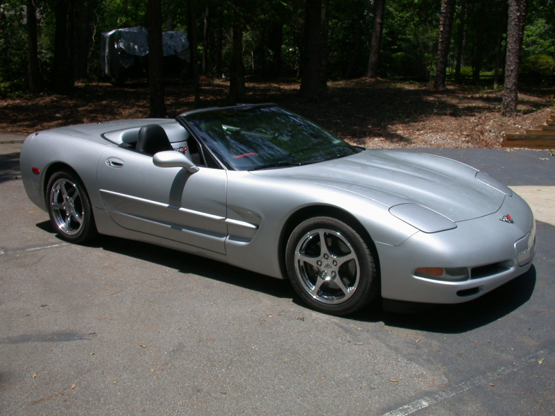 1999 Chevrolet Corvette Convertible - SOLD
